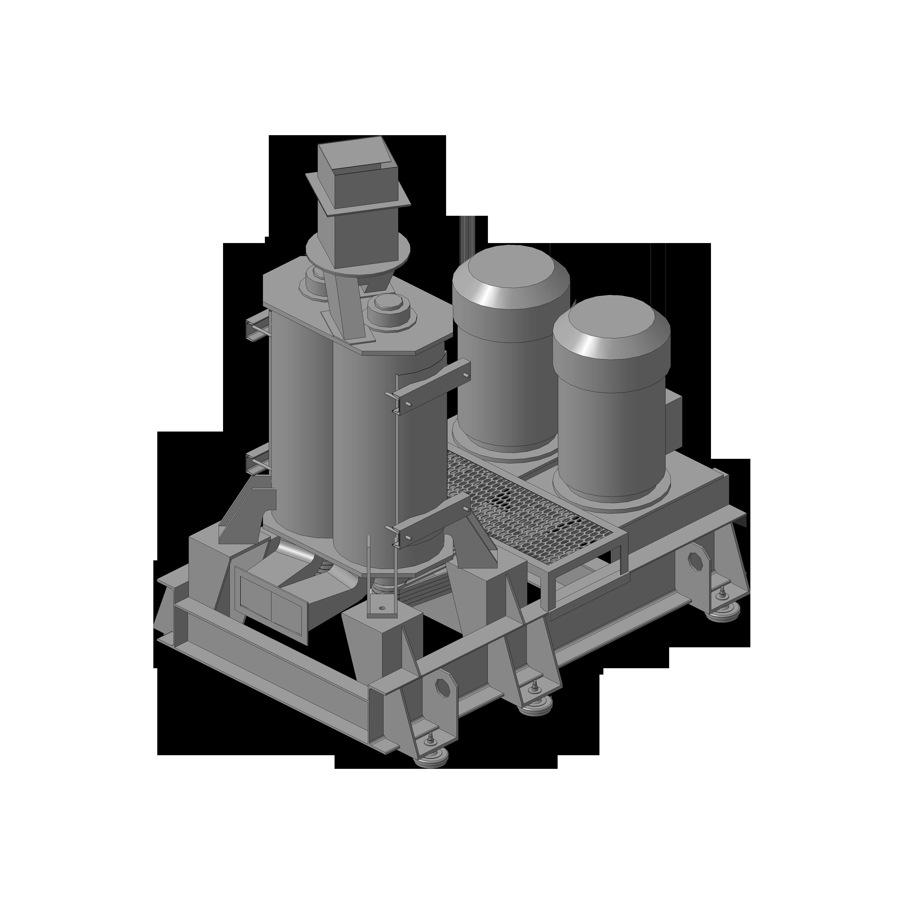 Роторно-вихревые мельницы